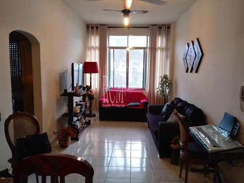 Apartamento, código 91332 em Santos, bairro Boqueirão