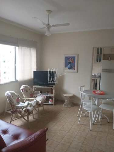 Apartamento, código 91362 em São Vicente, bairro Centro