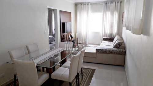 Apartamento, código 91363 em São Vicente, bairro Centro