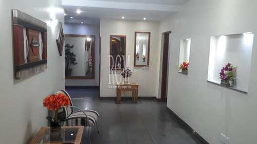 Apartamento, código 91374 em Santos, bairro Marapé