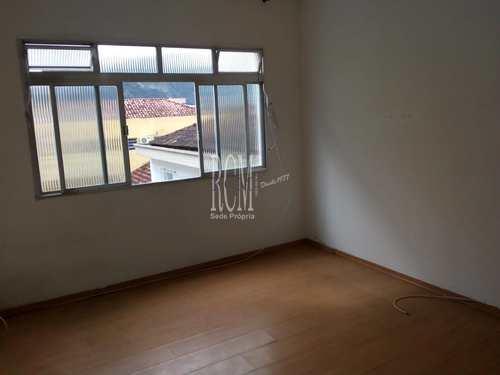 Apartamento, código 91387 em São Vicente, bairro Vila Valença