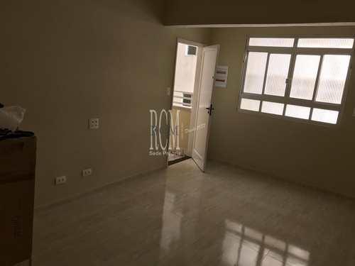 Apartamento, código 91394 em São Vicente, bairro Itararé