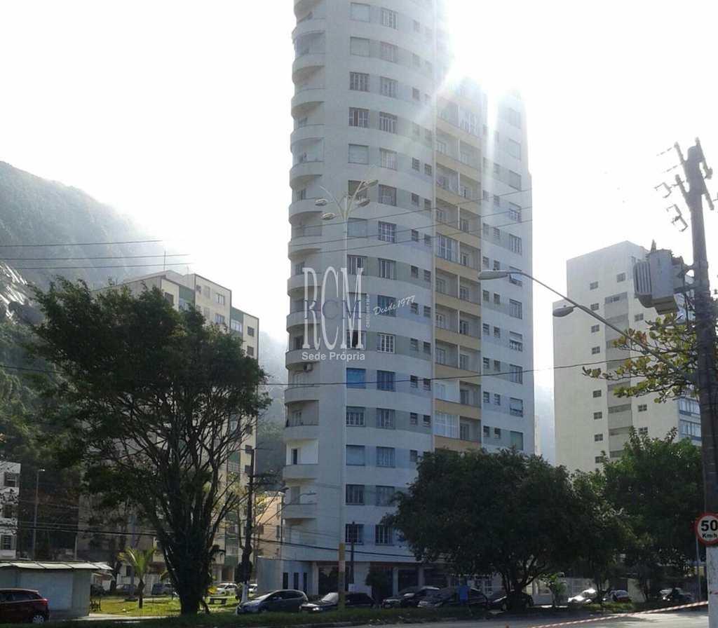 Kitnet em São Vicente, no bairro Itararé