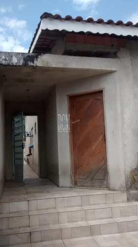 Casa, código 91425 em São Vicente, bairro Vila São Jorge