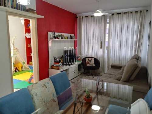 Apartamento, código 91427 em São Vicente, bairro Itararé