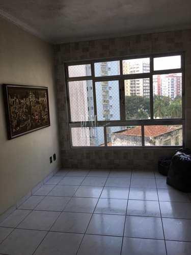 Apartamento, código 91446 em São Vicente, bairro Centro