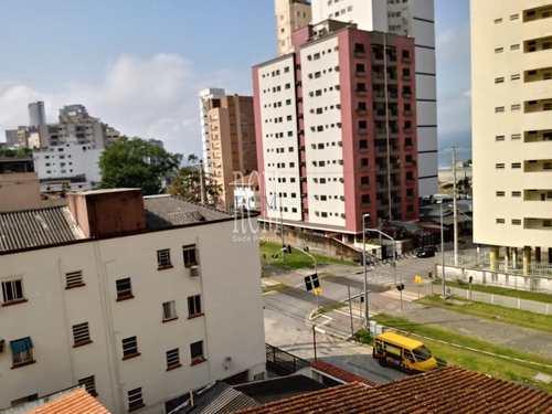 Apartamento, código 91457 em São Vicente, bairro Itararé