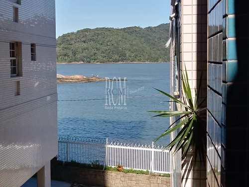 Apartamento, código 91466 em São Vicente, bairro Itararé