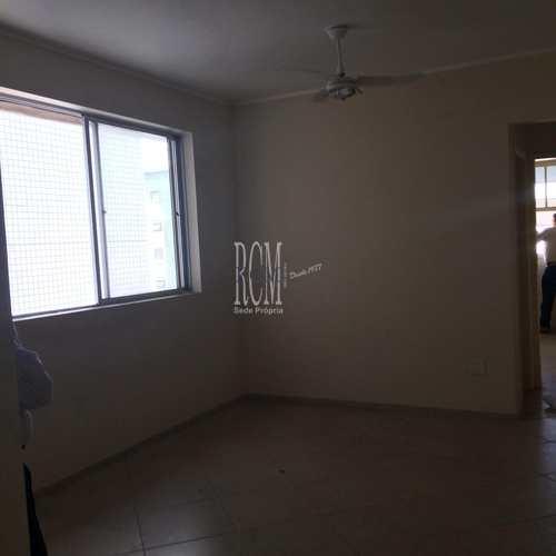 Apartamento, código 91476 em São Vicente, bairro Centro