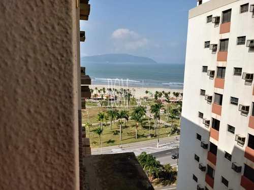 Apartamento, código 91486 em São Vicente, bairro Itararé