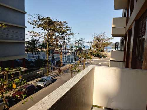 Apartamento, código 91496 em São Vicente, bairro Itararé