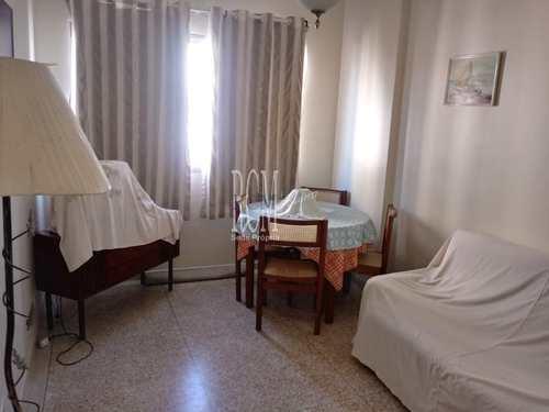 Apartamento, código 91500 em São Vicente, bairro Centro
