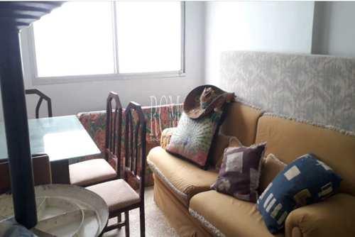 Apartamento, código 91513 em São Vicente, bairro Centro