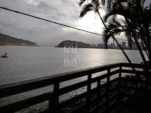 Apartamento, código 91523 em São Vicente, bairro Itararé