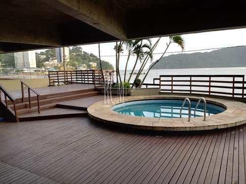 Apartamento, código 91532 em São Vicente, bairro Itararé