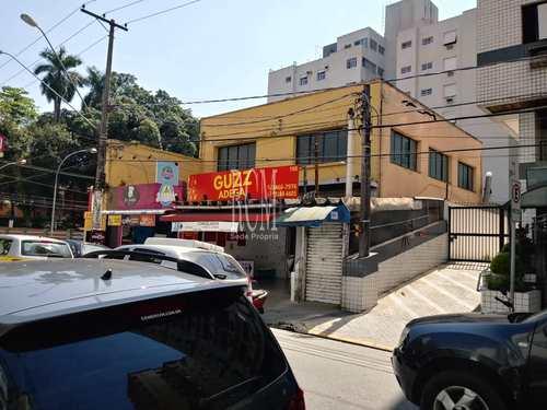 Sobreloja, código 91534 em São Vicente, bairro Centro
