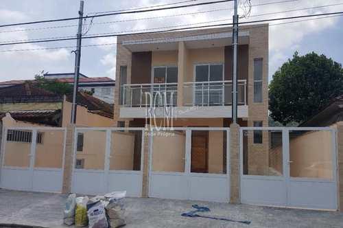 Casa, código 91536 em São Vicente, bairro Vila São Jorge