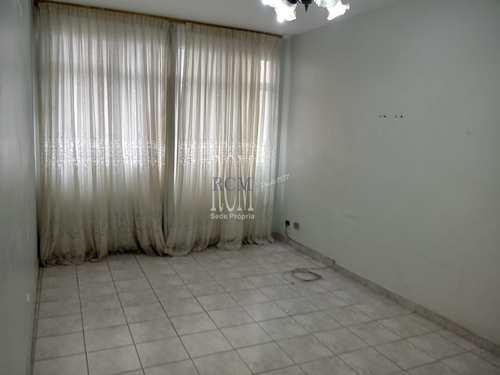 Apartamento, código 91566 em São Vicente, bairro Itararé