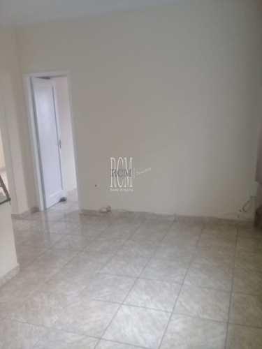Apartamento, código 91574 em São Vicente, bairro Parque São Vicente