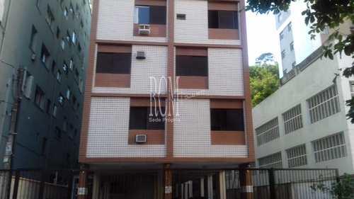 Sala Living, código 91584 em Santos, bairro José Menino
