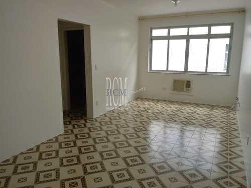 Apartamento, código 91585 em São Vicente, bairro Itararé