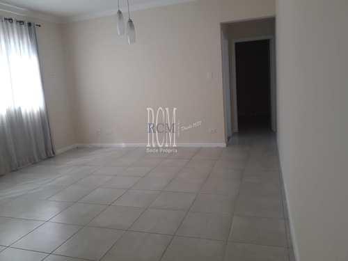 Apartamento, código 91587 em São Vicente, bairro Centro