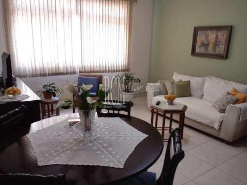 Apartamento, código 91592 em São Vicente, bairro Centro