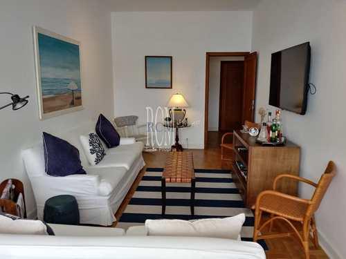 Apartamento, código 91596 em São Vicente, bairro Centro