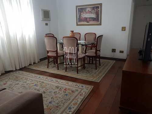 Apartamento, código 91603 em Santos, bairro Embaré