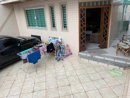 Sobrado, código 91623 em São Vicente, bairro Vila Valença