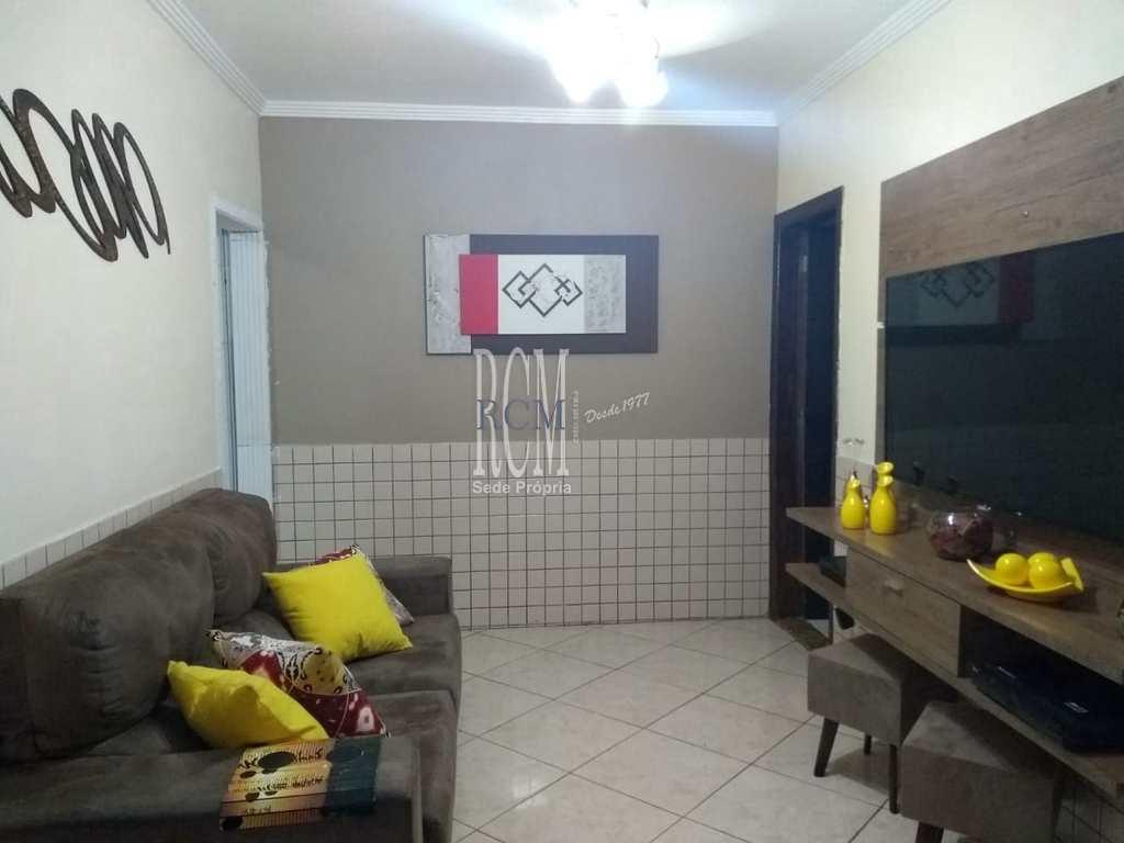 Casa em São Vicente, no bairro Vila Margarida