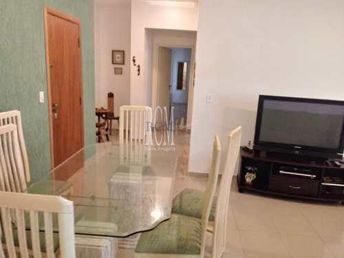Apartamento, código 91632 em São Vicente, bairro Itararé
