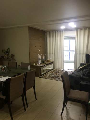 Apartamento, código 91642 em São Vicente, bairro Itararé