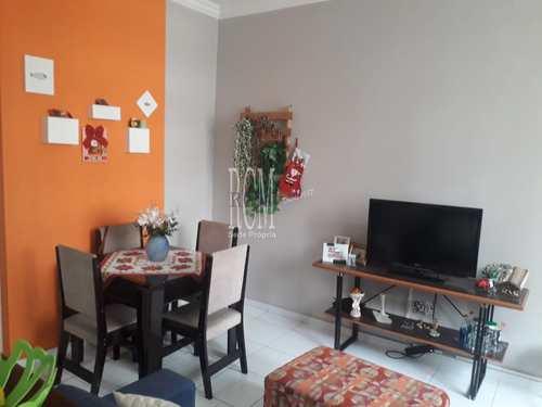 Apartamento, código 91649 em São Vicente, bairro Itararé