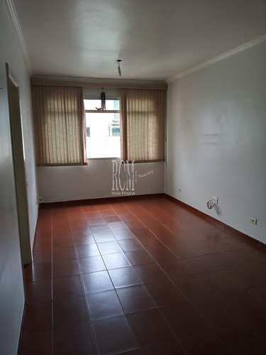 Apartamento, código 91666 em São Vicente, bairro Centro