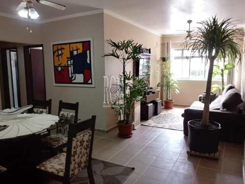 Apartamento, código 91674 em São Vicente, bairro Itararé