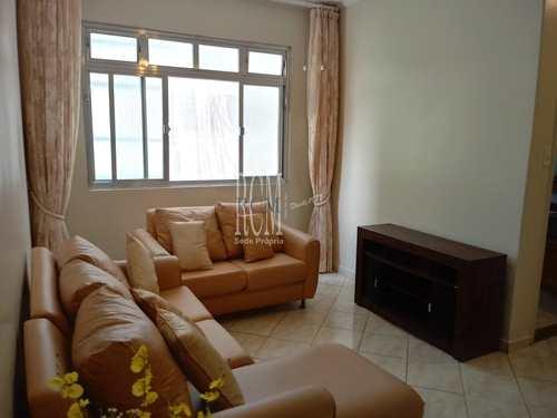 Apartamento, código 91677 em São Vicente, bairro Itararé