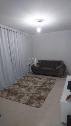 Apartamento, código 91680 em São Vicente, bairro Centro
