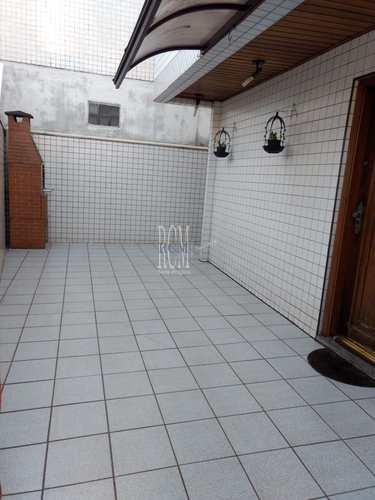 Sobrado, código 91688 em São Vicente, bairro Vila Cascatinha
