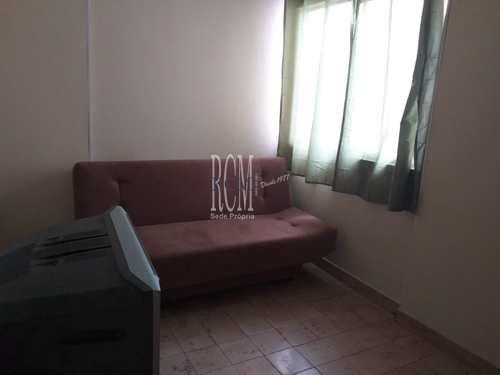 Apartamento, código 91697 em São Vicente, bairro Itararé