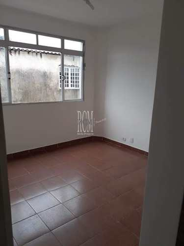 Apartamento, código 91703 em São Vicente, bairro Parque São Vicente