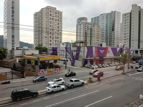 Kitnet, código 91712 em São Vicente, bairro Centro