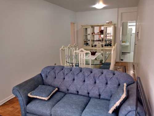 Apartamento, código 91714 em São Vicente, bairro Itararé