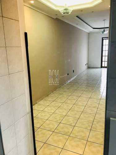Apartamento, código 91716 em São Vicente, bairro Catiapoa