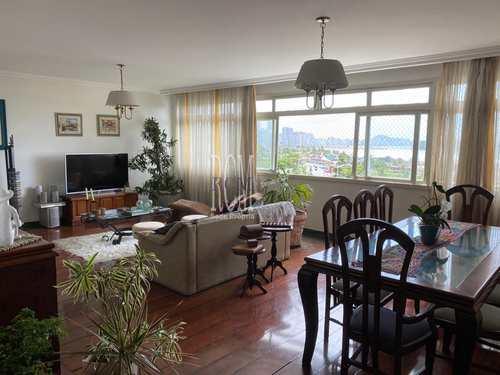 Apartamento, código 91718 em São Vicente, bairro Itararé