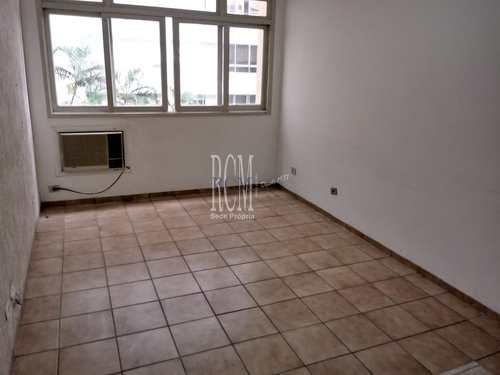 Apartamento, código 91735 em São Vicente, bairro Itararé