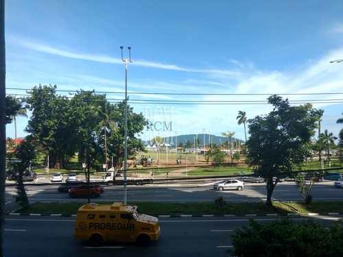 Apartamento, código 91737 em São Vicente, bairro Itararé