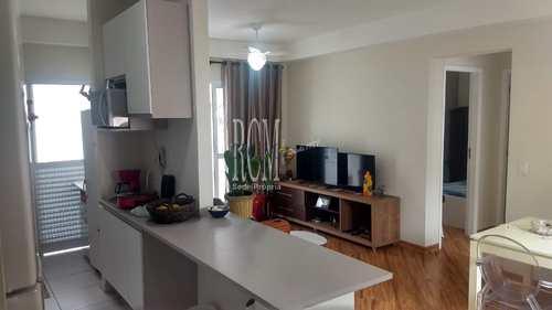 Apartamento, código 91760 em Santos, bairro José Menino