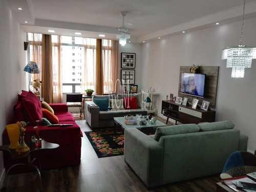 Apartamento, código 91766 em São Vicente, bairro Itararé