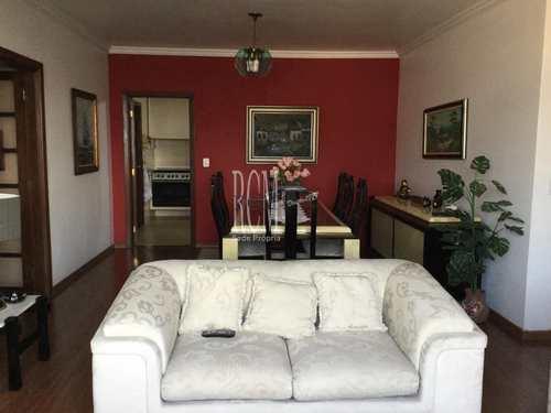 Apartamento, código 91774 em São Vicente, bairro Centro